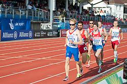 CHIROL Jean-Baptiste, ONER Mehmet Nesim, AKHTYAMOV Alexey, WIETECKI Lukasz, 2014 IPC European Athletics Championships, Swansea, Wales, United Kingdom