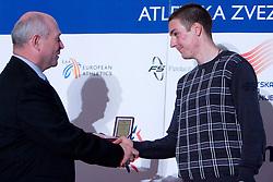 Sebastijan Jagarinec at Best Slovenian athlete of the year ceremony, on November 15, 2008 in Hotel Lev, Ljubljana, Slovenia. (Photo by Vid Ponikvar / Sportida)