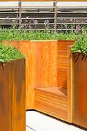 British pavilion Expo 20015 Malin. Designer Wolfgang Buttress