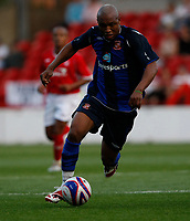 Photo: Steve Bond/Richard Lane Photography. Nottingham Forest v Sunderland. Pre Season Friendy. 29/07/2008. El-Hadji Diouf on the move
