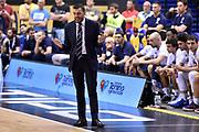 Galbiati Paolo<br /> FIAT Torino - Germani Basket Brescia<br /> Lega Basket Serie A 2018-2019<br /> Torino 24/03/2019<br /> Foto M.Matta/Ciamillo & Castoria