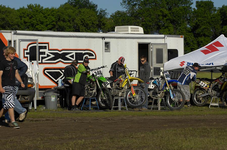 2009 Monster Energy CMRC Nationals..Shadow Valley Raceway..Morden, Manitoba Canada..June 28, 2009