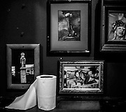 Men's Room, Vendetta, Washington, DC<br /> <br /> PHOTOS/John Nelson