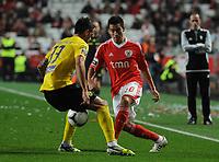 20120316: LISBON, PORTUGAL - Liga Zon Sagres 2011/2012: SL Benfica vs Beira-Mar. In picture: Nico Gaitan. PHOTO: Alvaro Isidoro/CITYFILES