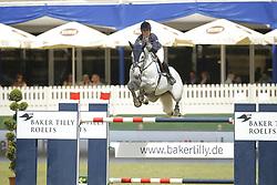Zakariasson, Linn, Oreal Des Etains Z<br /> Hamburg - Hamburger Derby 2015<br /> Baker Tilly Roelfs Trophy<br /> © www.sportfotos-lafrentz.de/Stefan Lafrentz