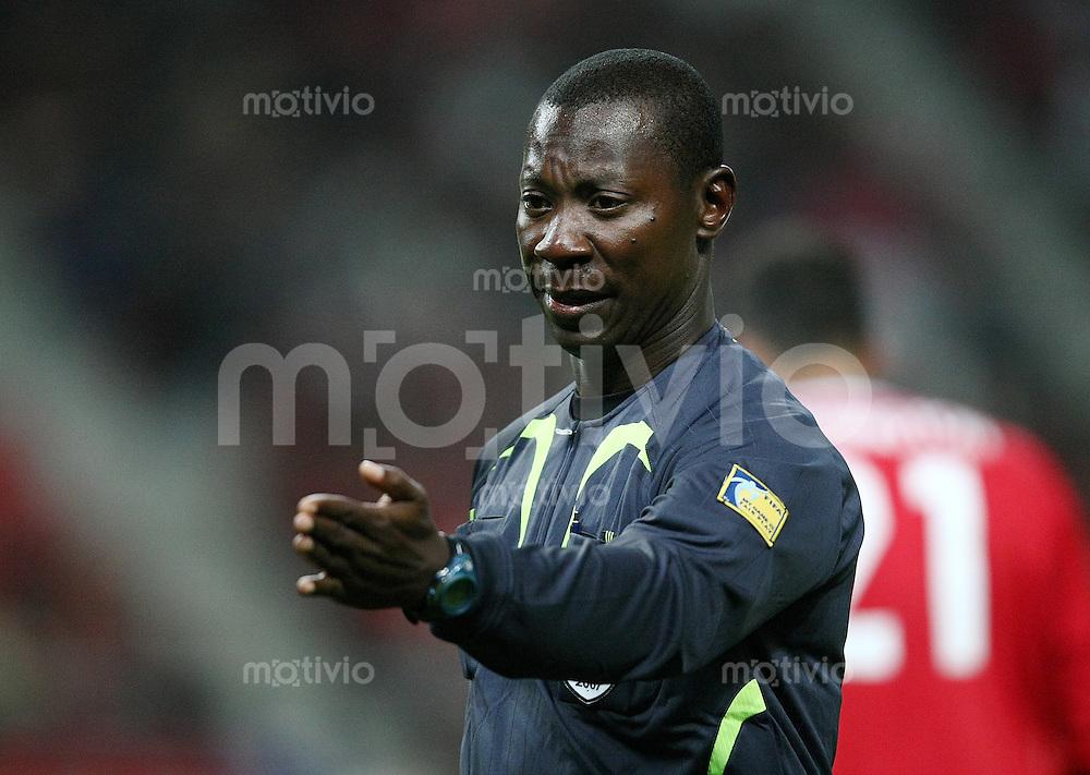 Fussball International FIFA Club WM Japan 2007     10.12.2007 Sepahan  1-3  Urawa Reds Schiedsrichter Coffi Codjia (Benin)