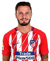 Spain - La Liga Santander 2017-2018 / <br /> ( Atletico de Madrid ) - <br /> Saul Niguez Esclapez