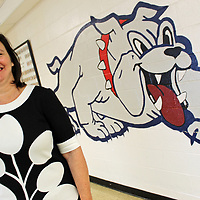 Aberdeen native Dr. Dana Bullard begins her first year as principal of Aberdeen High School. She comes to the position from the Mississippi Department of Education.