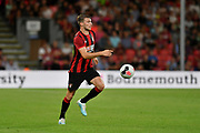 Jack Stacey (17) of AFC Bournemouth *** during the Pre-Season Friendly match between Bournemouth and SS Lazio at the Vitality Stadium, Bournemouth, England on 2 August 2019.