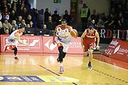 James White<br /> Grissin Bon Reggio Emilia - Openjobmetis Pallacanestro Varese<br /> LegaBasket Serie A 2017/2018<br /> Reggio Emilia, 16/12/2017<br /> Foto Ciamillo-Castoria