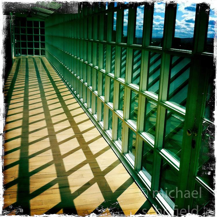 Glasgow School of Art..Hipstamatic images taken on an Apple iPhone..©Michael Schofield.