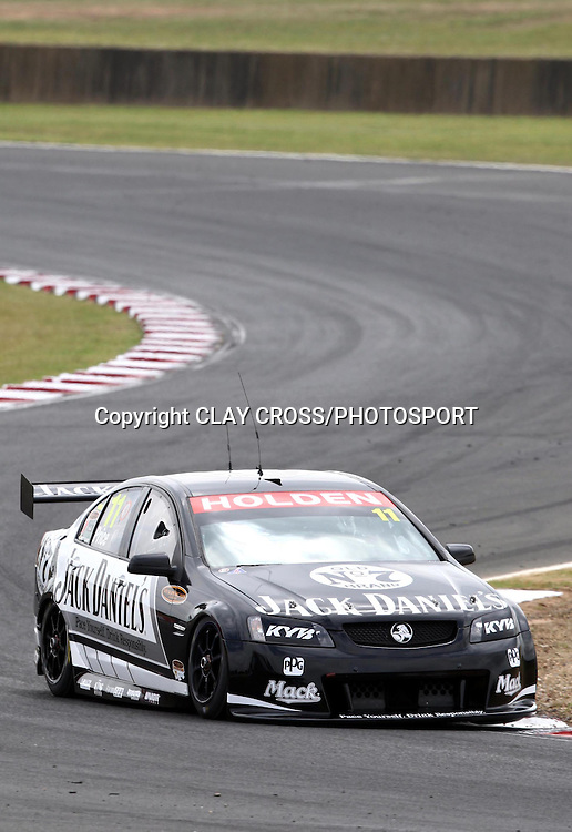 Shane Price of Jack Daniel's Racing during the V8 Supercar race at Eastern Creek Raceway, Western Sydney on Saturday 8th March 2008. Photo: Clay Cross/PHOTOSPORT