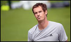 JUNE 29 2013 Andy Murray Training