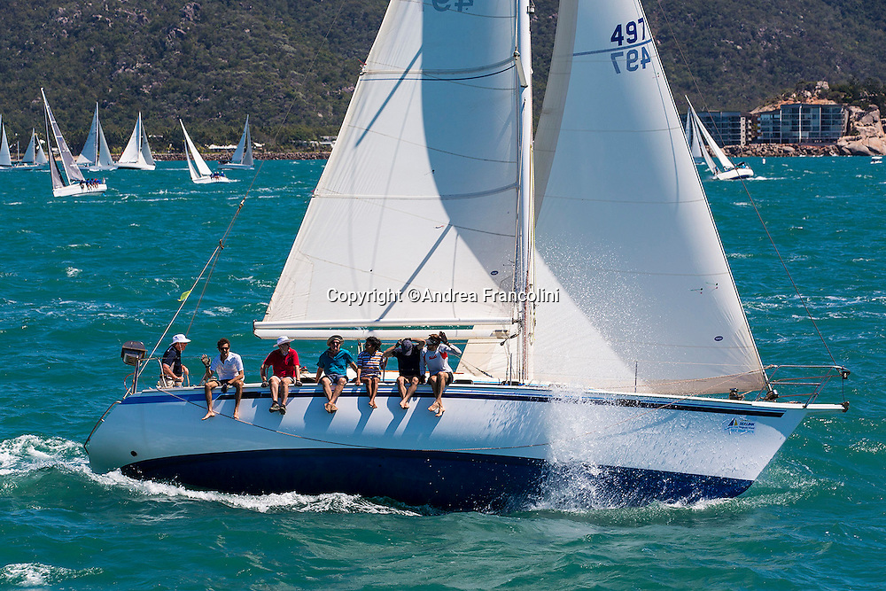 Sealink Magnetic Island Race week 2016<br /> 5/9/2016<br /> ph. Andrea Francolini<br /> FARRAGO