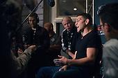 UFC 183 media day