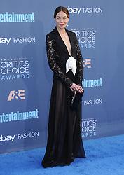 Michelle Monaghan  bei der Verleihung der 22. Critics' Choice Awards in Los Angeles / 111216
