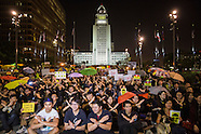 Los Angeles Hong Kong Democracy Protest