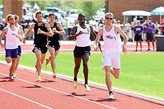 Men's 800-meter Final