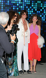 Casamigos Celebrity Halloween party in Los Angeles. 27 Oct 2017 Pictured: Amal Clooney, Cindy Crawford and Randy Gerber. Photo credit: NWO / MEGA TheMegaAgency.com +1 888 505 6342