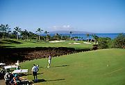 Wailea Golf Course, Maui, Hawaii