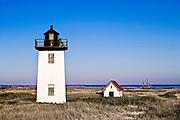 Wood End Lighthouse, Provincetown, Cape Cod, MA, Massachusetts, USA