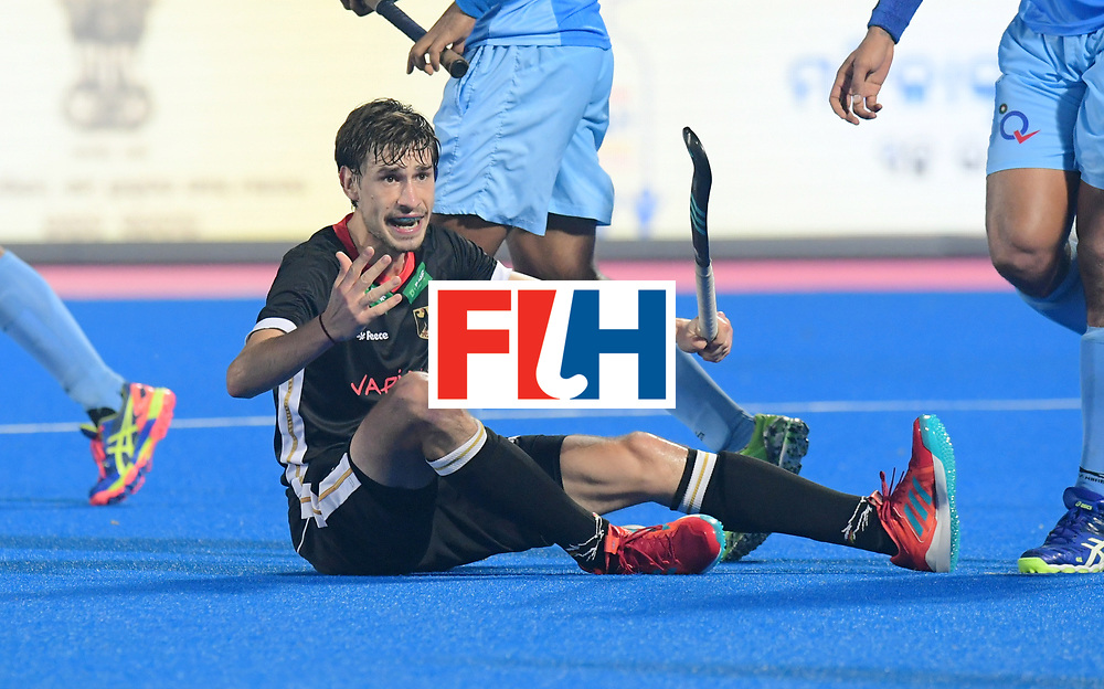 Odisha Men's Hockey World League Final Bhubaneswar 2017<br /> Match id:10<br /> India v Germany<br /> Foto: Florian Fuchs (Ger) <br /> WORLDSPORTPICS COPYRIGHT FRANK UIJLENBROEK