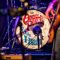 Angela Perley and The Howlin' Moons - Extended Play Sessions - Dan Busler Photography