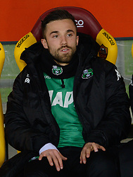 December 26, 2018 - Rome, Italy - Federico Di Francesco during the Italian Serie A football match between A.S. Roma and Sassuolo at the Olympic Stadium in Rome, on december 26, 2018. (Credit Image: © Silvia Lore/NurPhoto via ZUMA Press)