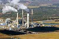 Fayette Power Plant, jointly owned by LCRA and Austin Energy.