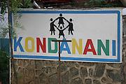 KONDANANI CHILDRENS ORPHANAGE IN BLANTYRE MALAWI SOUTH EASTERN 23.11.06.PIX STEVE BUTLER