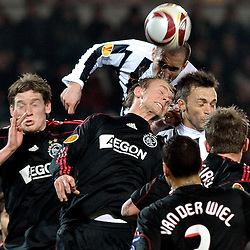 20100225: ITA, UEFA EL, Juventus Turin vs Ajax Amsterdam