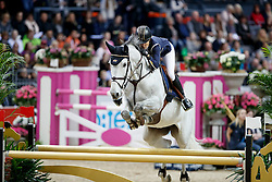 Baryard-Johnsson Malin, SWE, H&M Cue Channa 42<br /> Gothenburg Horse Show FEI World Cups 2017<br /> © Hippo Foto - Stefan Lafrentz