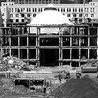 Demolition of Emporium