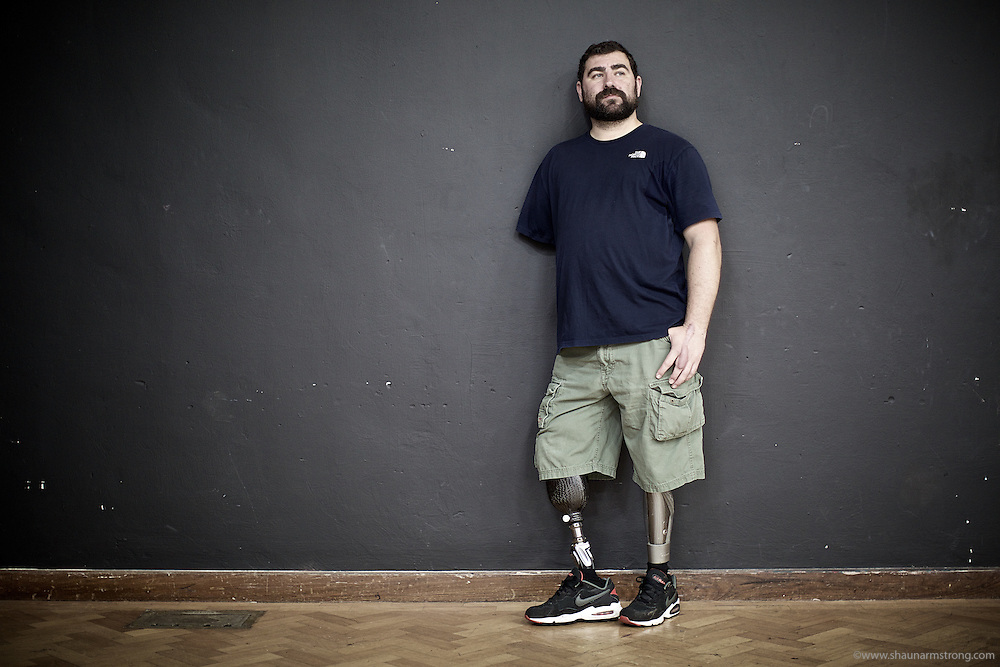 Corporal Andy Reid was blown up by a Taliban improvised explosive device while on patrol in Helmand Province, Afghanistan in 2009. Injured so badly that it was thought he would not survive, he defied the odds to the extent that, within a month, he was able to meet up with members of his patrol. He now seeks to inspire others to overcome insurmountable odds, whatever they may be, by example and by sharing his story.