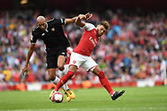 Arsenal v Savilla 29/07/2017