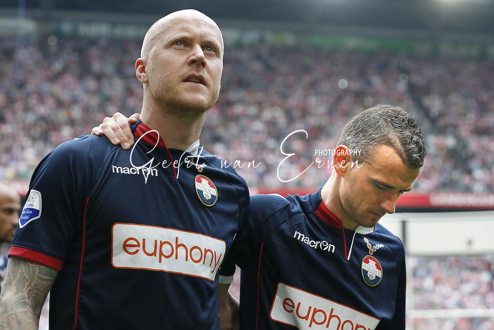 AJAX - WILLEM II<br /> Willem II degradeert en Ajax is kampioen van de eredivisie