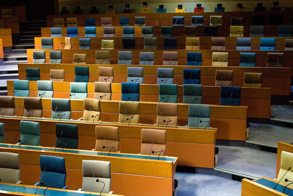 Hémicycle Conseil Régional d'Ile de France.