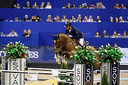 Lynch Denis, IRL, All Star<br /> Round 2<br /> Longines FEI World Cup Jumping, Omaha 2017 <br /> © Hippo Foto - Dirk Caremans<br /> 01/04/2017