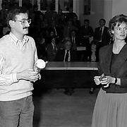 Uitreiking Huizer sportprijzen 1990