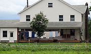 The Amish community in the Finger Lakes region of New York state.<br /> (Photo by Heather Ainsworth)