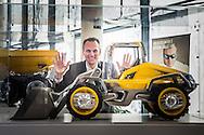 Jonas Jademyr, SVP Quality Development & Core Value Management at Volvo Construction Equipment. Photo: Erik Luntang
