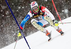 ZENHAEUSERN Ramon of Switzerland competes during the 1st Run of 10th Men's Slalom - Pokal Vitranc 2013 of FIS Alpine Ski World Cup 2012/2013, on March 10, 2013 in Vitranc, Kranjska Gora, Slovenia. (Photo By Vid Ponikvar / Sportida.com)