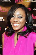 19 November-New York, NY: On-Air Personality Eeshé White attends the 4th Annual WEEN (Women in Entertainment Empowerment Network) Awards held at Helen Mills Theater on November 19, 2014 in New York City.  (Terrence Jennings)