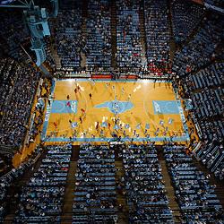 2017-01-16 Syracuse at North Carolina Tar Heels basketball