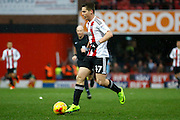 Brentford Sergi Canos (47) during the EFL Sky Bet Championship match between Brentford and Rotherham United at Griffin Park, London, England on 25 February 2017. Photo by Andy Walter.