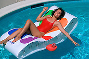 Woman in Pool,<br />