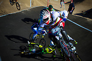 #1 (PHILLIPS Liam) GBR at the 2013 UCI BMX Supercross World Cup in Chula Vista