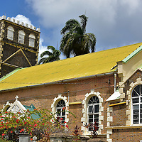 Holy Trinity Anglican Church in Castries, Saint Lucia<br />