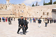 Israel, Jerusalem Wailing Wall