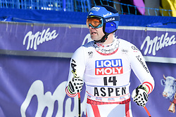 15.03.2017, Aspen, USA, FIS Weltcup Ski Alpin, Finale 2017, Abfahrt, Herren, im Bild Romed Baumann (AUT) // Romed Baumann of Austria during the the men's downhill of 2017 FIS ski alpine world cup finals. Aspen, United Staates on 2017/03/15. EXPA Pictures © 2017, PhotoCredit: EXPA/ Erich Spiess